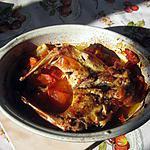 recette Lapin aux herbes de provence et tomate