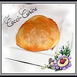 recette Croustillant de cabécou au confit d'oignon