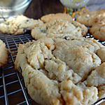 recette ~Biscuits tendres au beurre d'arachide~