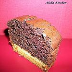 recette Marbré au chocolat