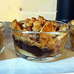 recette crumble banane chocolat et petits-beurre