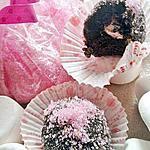 recette Truffes au chocolat et son coeur marshmallow
