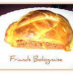 recette ¤ Friands Bolognaise ¤