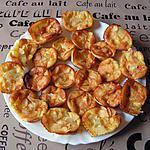 recette Petits clafoutis aux poires