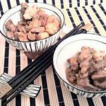 recette Sauté de porc epicée au raz el hanout au miel