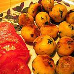 recette Pommes Noisettes Maison