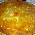 recette Pudding aux pommes caramelisé.