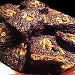 recette A la recherche du Saint GRA.... Brownies !