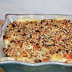 recette Gratin aux légumes d'automne