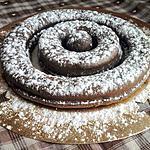 recette Mon chou'p'ette gateau au chocolat