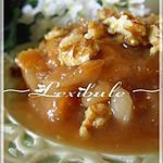 recette Pouding chômeur aux pommes de Marylo