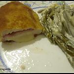 recette Cordon bleu fait maison