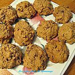 Biscuits aux fèves au lard à l'ancienne