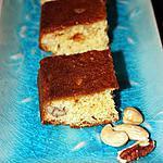 recette Blondie aux noix mélangées