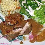 recette Filet de porc des fin gourmets