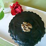 recette Tartelette croustillante aux noix