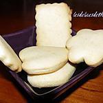 recette petits beurres