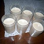 recette yaourts a la confiture de lait