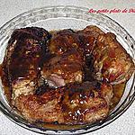 recette Filet de porc glaçé à l'érable