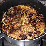 recette Tortilla de Berenjena ( omelette d'aubergines)