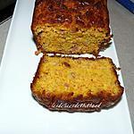recette cake aux carottes et lardons