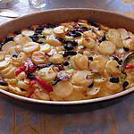 recette Tortillas multicolore