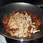 recette Filet mignon aux petits légumes