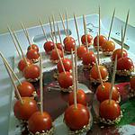 "recette tomate cerise""d'amour""!"