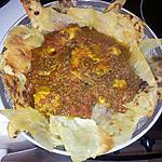 recette Sael r'fissa (plat marocain) poulet/lentilles