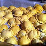 recette Ravioli épinards, ricotta, saumon