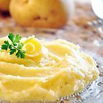 recette Purée de pommes de terre à l'ancienne