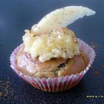recette cupcakes salés de boudin noir aux pommes