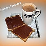 recette ~~ Goûter Express'Gourmand ~~