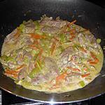 recette Poulet ou filet mignon aux légumes de saison