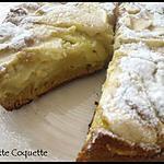 recette Gâteau fondant aux pommes