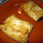 recette CHAUSSONS A LA POMME-CANELLE STYLE MACDO