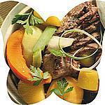 recette Pot-au-feu de canard aux légumes anciens