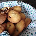 recette Madeleines coeur Chocolat