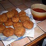 recette Croquettes de poisson