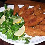 recette Croquetas de papatas y atun....( Croquettes de p.d.terre et thon)....