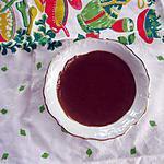 recette Crème chocolat de ma grand-mère.