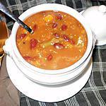 recette soupe mexicaine,après une bonne marche automnale en foret