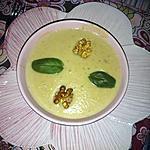 recette Velouté de châtaignes au céleri rave