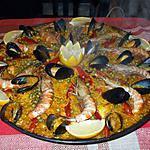 "recette La Paëlla de "" Kapiluka""........."