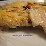 recette Filet de sole sauce au champignon