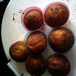 recette minis quatre-quart au chocolat blanc