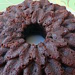 recette Gâteau choco-caramel au beurre salé