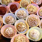 recette Truffes au Chocolat crémant