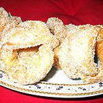 recette Roscos de aguardiente......( Rosquilles à l'anis)...