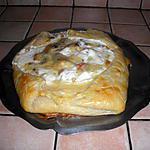 recette Tartiflette en chausson